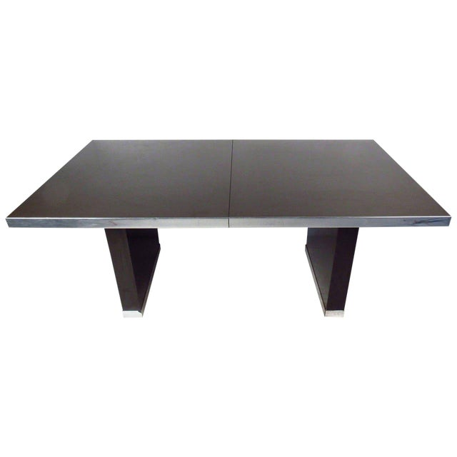 Modern Dining Table by Pierre Cardin For Sale