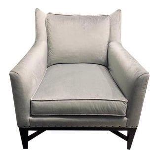Modern Wilmington Lounge Chair For Sale