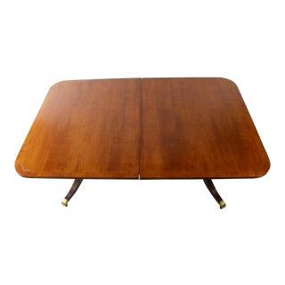 Baker Furniture Dining Room Table For Sale