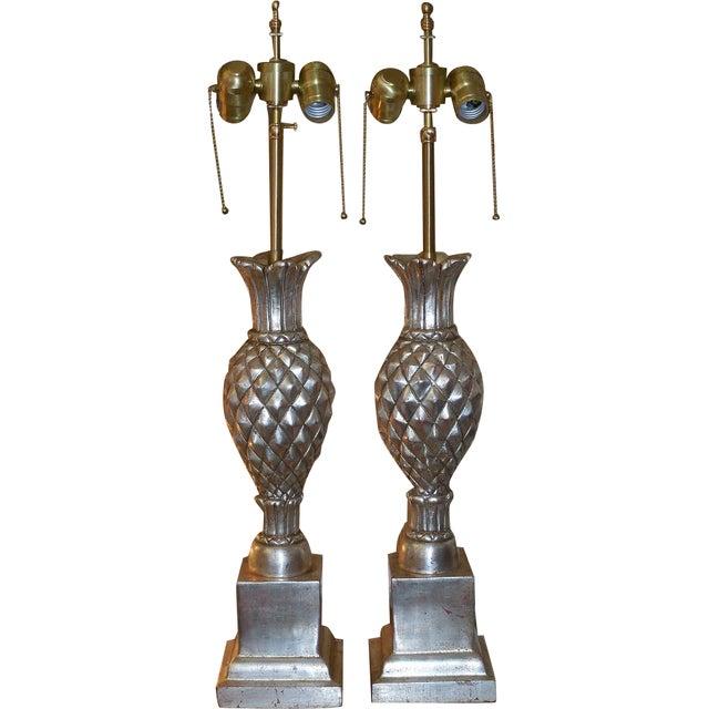 Thomas Morgan Table Lamps - A Pair - Image 1 of 4