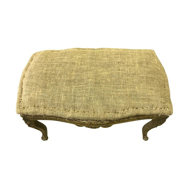 Louis XV Style Vintage Deconstructed Bench For Sale - Image 4 of 6