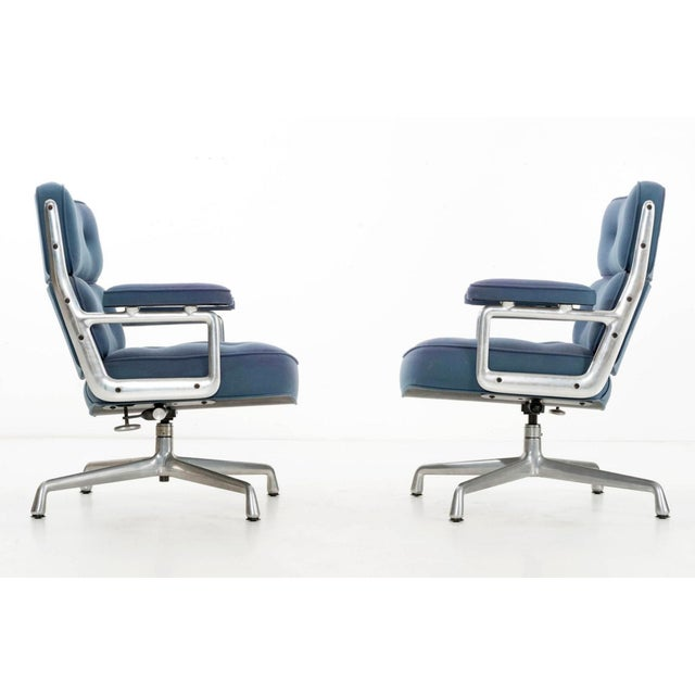 Time Life Lounge Chairs by Charles Eames for Herman Miller For Sale In New York - Image 6 of 9