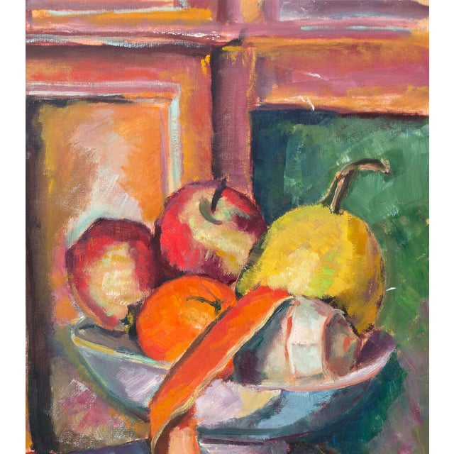 Virginia Sevier Rogers Vintage Still Life Painting - Image 3 of 6