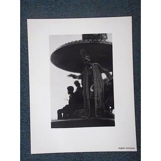 Vintage Mid Century Ltd. Ed. Photograph by R. Hochman From 1973 SoHo Photo Gallery Portfolio For Sale