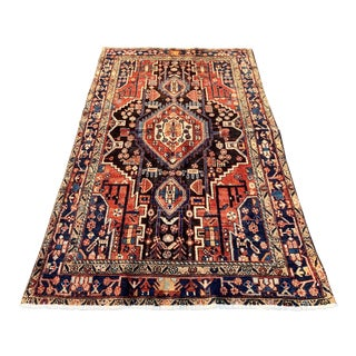 VIntage Baluchi Small Area Rug For Sale