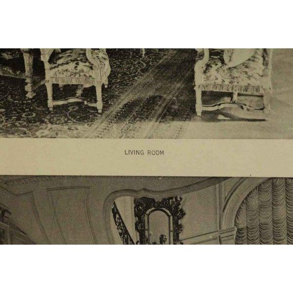 Mrs. Olerich's Residence Framed Photo For Sale - Image 6 of 8