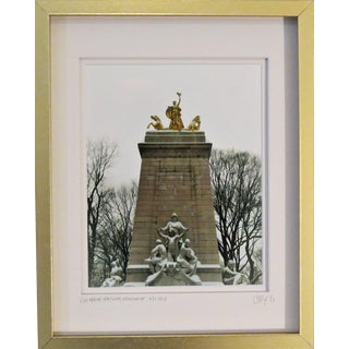 Framed Architectural Photography by C. Damien Fox. For Sale