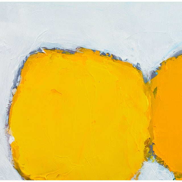 Abstract 'Color Composition' Original Abstract Painting by Lars Hegelund For Sale - Image 3 of 11