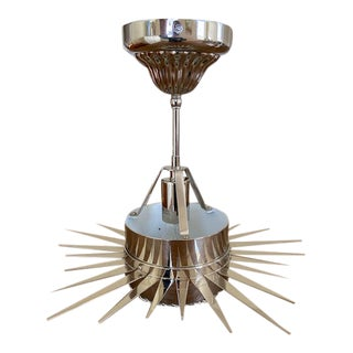 C. Semi Flush Pendant by Suzanne Kasler For Sale