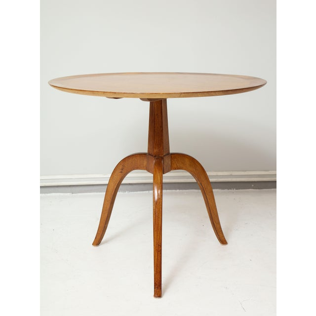 Mid-Century Modern Edward Wormley for Dunbar End Table For Sale - Image 3 of 10