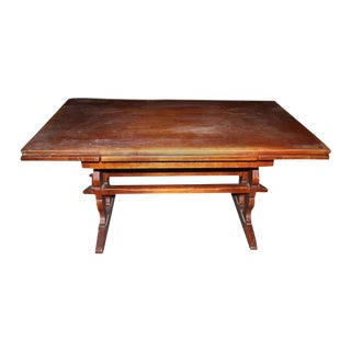 Maple Dining Table For Sale
