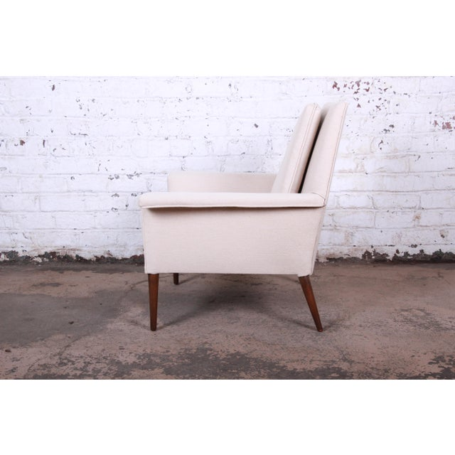 1950s Paul McCobb Planner Group Mid-Century Modern Lounge Chair C. 1950s For Sale - Image 5 of 11