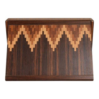 Midcentury Mexican Modernist Decorative Box by Don Shoemaker For Sale