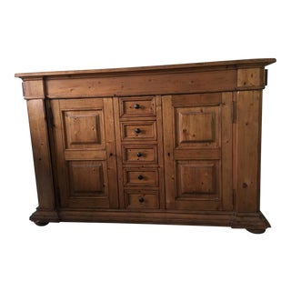 Ferguson Copeland Wood Sideboard For Sale