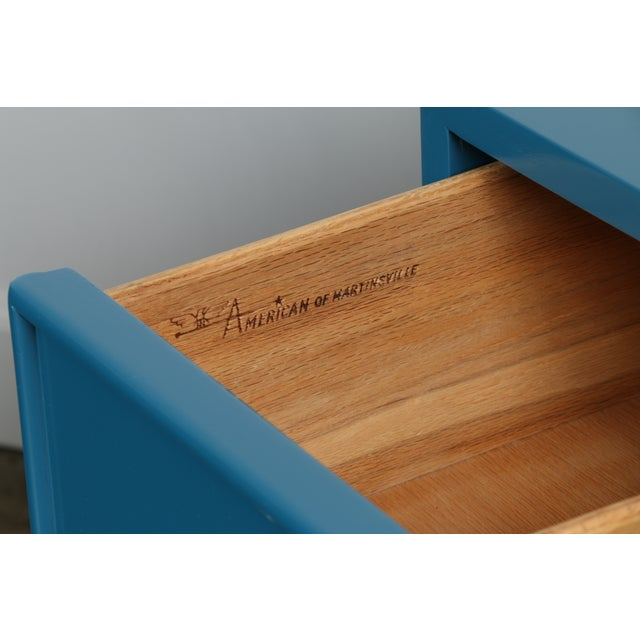 American of Martinsville Nightstands - A Pair - Image 8 of 11