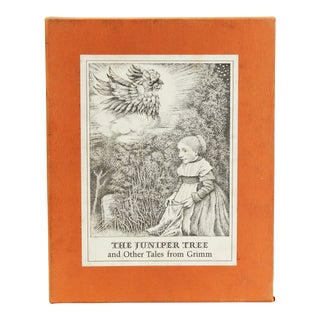 The Juniper Tree, Illustrated by Sendak