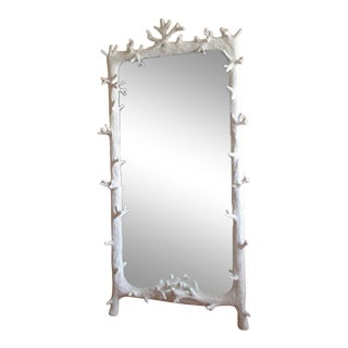 Late 20th Century Oversized and Exceptional 'Twig' Mirror After John Dickinson - Piece For Sale