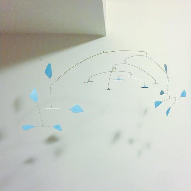 Mid-Century Modern Calder Style Mobile - Image 6 of 11