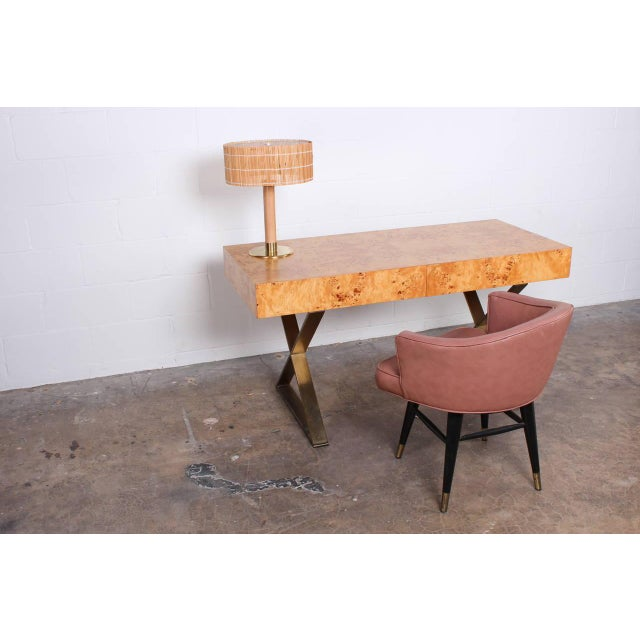 Rare Table Lamp by Paavo Tynell for Taito For Sale - Image 9 of 10