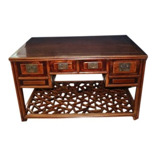 19th Century Jiangsu Jumu Desk For Sale