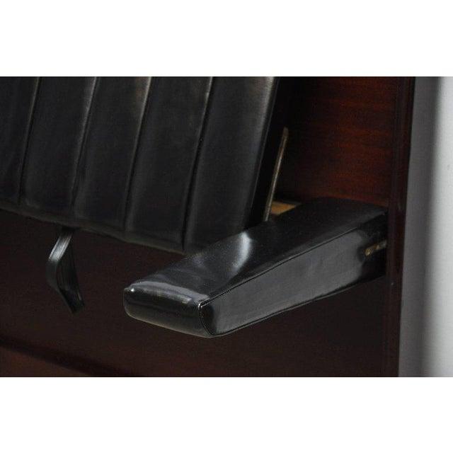 Dunbar Furniture Dunbar King-Size Drop Arm Headboard, Edward Wormley For Sale - Image 4 of 7