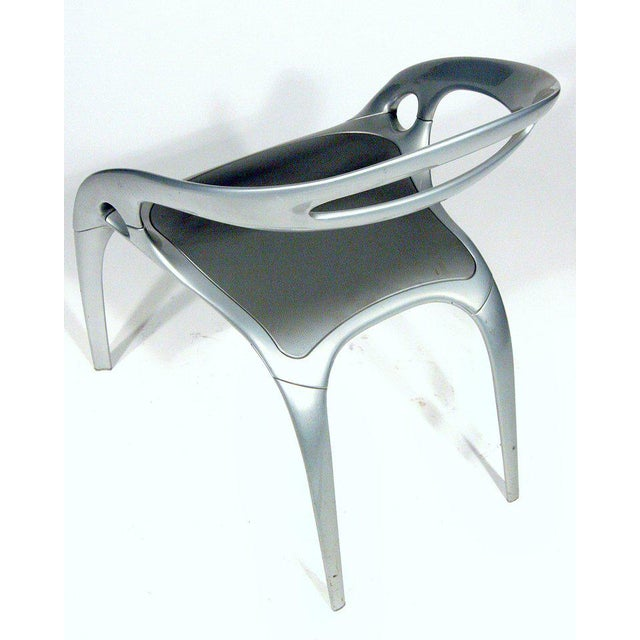 Luxury Ross Lovegrove S Quot Go Quot Chair Stacking For Bernhardt