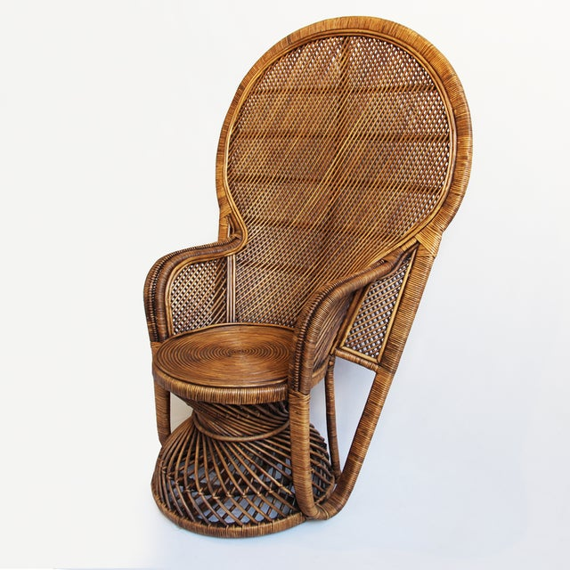 Plantation Peacock Chair - Image 4 of 6