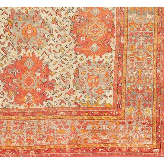 These rugs have been woven in Western Turkey since the beginning of the ottoman period. Historians attributed to them many...