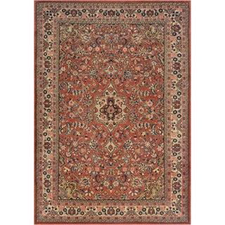 Mansour Original Persian Sarouk Rug