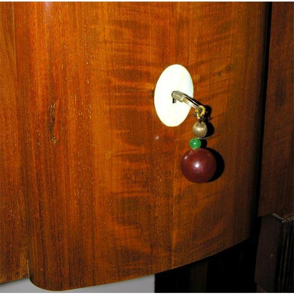 Art Deco Jewelry Cabinet, after Ruhlmann For Sale - Image 4 of 8