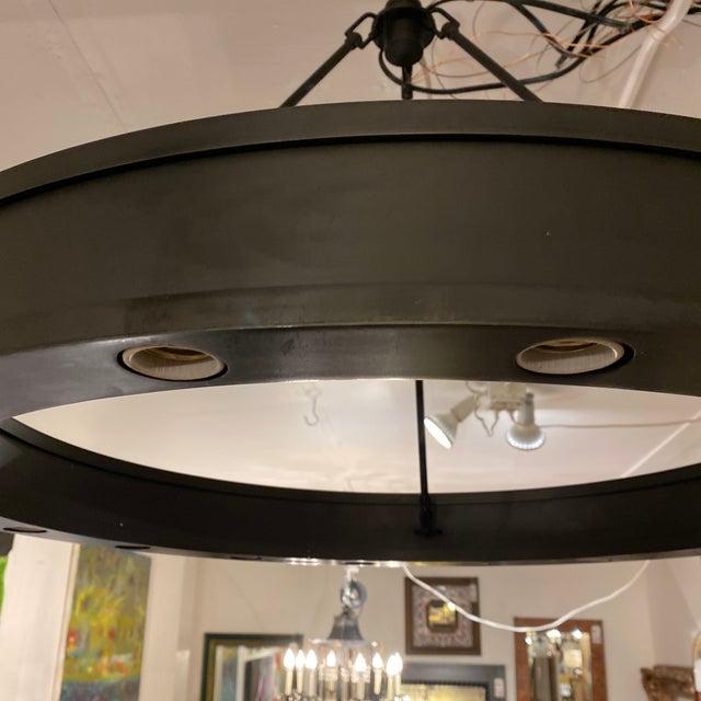 Ralph Lauren Ralph Lauren Roark Ring Chandelier For Sale - Image 4 of 11
