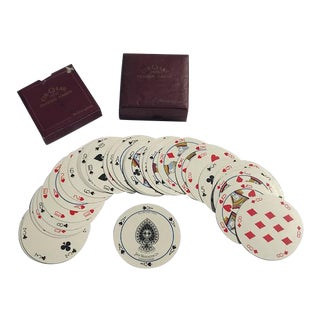 Antique Waddington's Cir-Q-Lar! British Playing Cards For Sale
