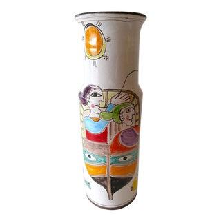 Giovanni DeSimone Pottery Art Vase
