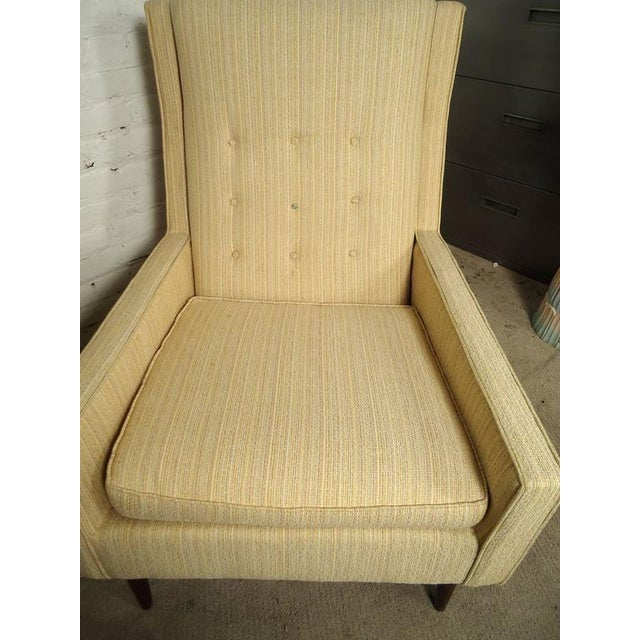 Mid-Century Paul McCobb Style Lounge Chair For Sale - Image 4 of 7
