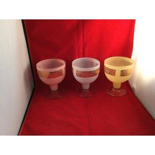 Gold Trim Chalices - Set of 3 Preview