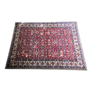 Exquisite Oversized Traditional Handmade Rug - 11.4' X 15' For Sale