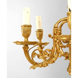 French Victorian Gilt Bronze Chandelier Preview