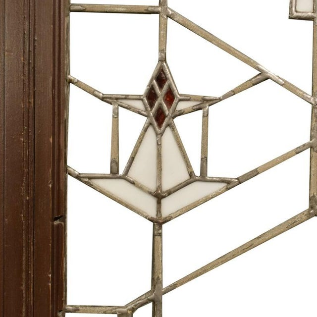 Frank Lloyd Wright Door from the Bradley House in Kankakee, IL, 1900 - Image 2 of 5