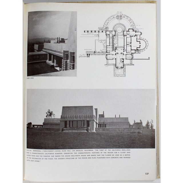 Frank Lloyd Wright: A Testament, First Edition For Sale - Image 9 of 13