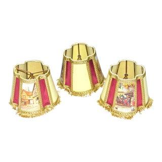 Inn & Coach 1950s Lamp Shades - Set of 3