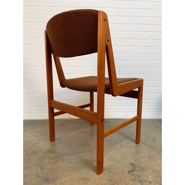 Danish Modern Dining Chairs by Artfurn, Denmark For Sale - Image 11 of 13