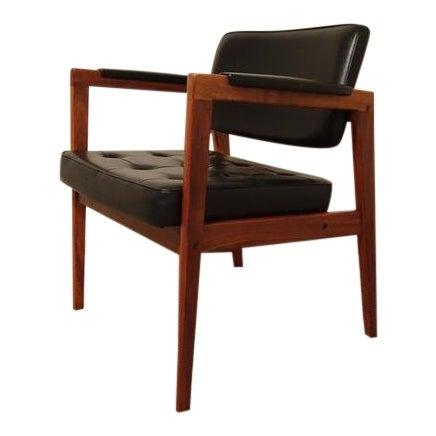 Mid Century Danish Modern Svegards Markaryd Arm Chair For Sale