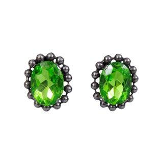 Yves Saint Laurent Earrings, Never Worn For Sale