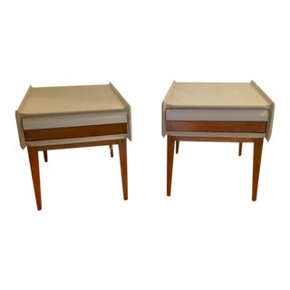 Lane Mid-Century End Tables For Sale
