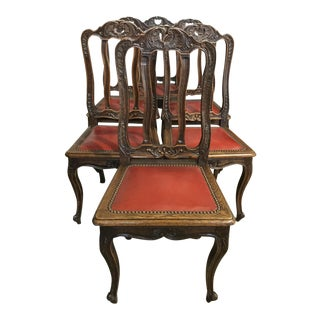 French Dining Chairs - Set of 6