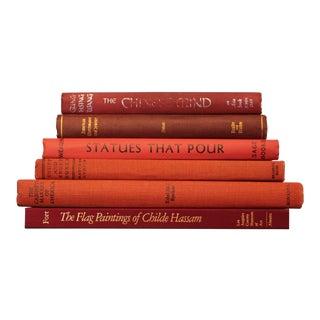 Vintage Mid-Century Art Books - Set of 6 For Sale