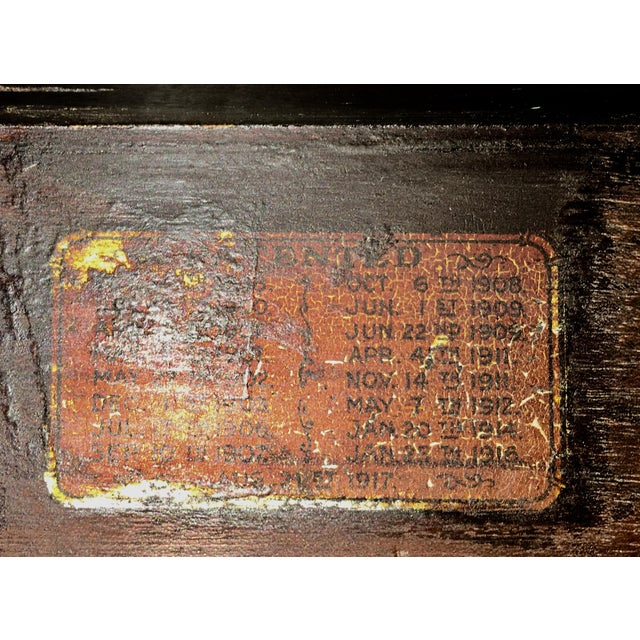 19th Century Slate Top Snooker Table For Sale - Image 9 of 13