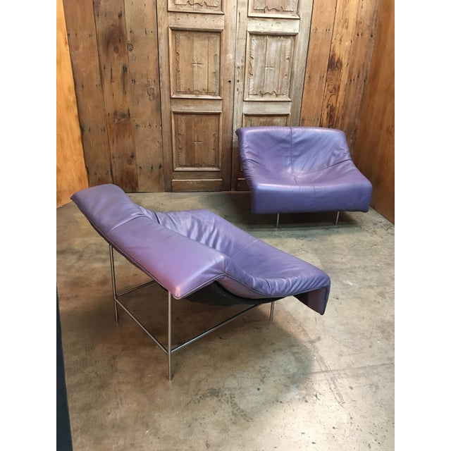 Modern Vintage Mid Century Gerard Van Den Berg Butterfly Chairs- A Pair For Sale - Image 3 of 13