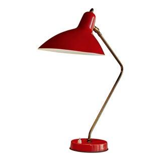 1950s Boris Lacroix Table Lamp For Sale