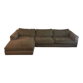 Design Within Reach Reid Sectional Chaise For Sale